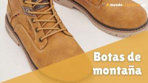 botas de montana