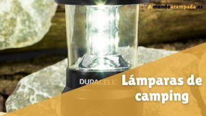 mejores lamparas camping