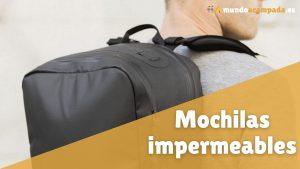 mejores mochilas impermeables